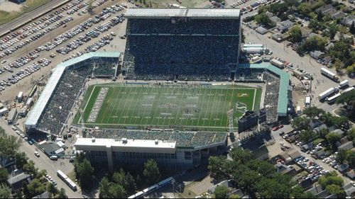 Mosaic Stadium at Evraz Place