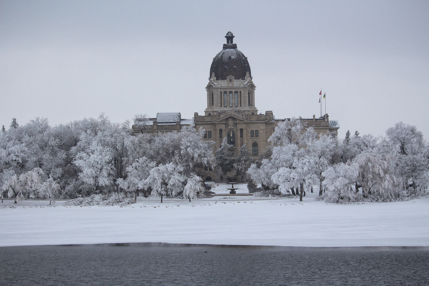 Dress warm and enjoy all there is to see in February when staying at hotels in Regina, Saskatchewan.