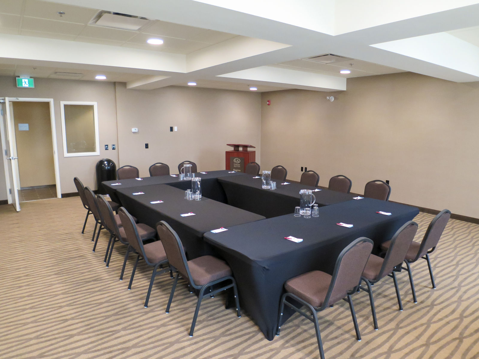 Meeting room in Regina